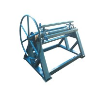 Decoiler of metal 1250mm for 10t. rolls