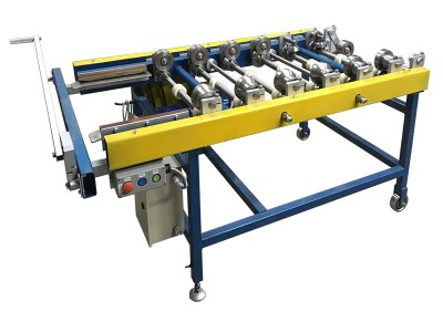 Portable Machine F3 For Double Standing Seam System With