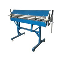 MB-1400 Segmented sheet metal bending machine /folder