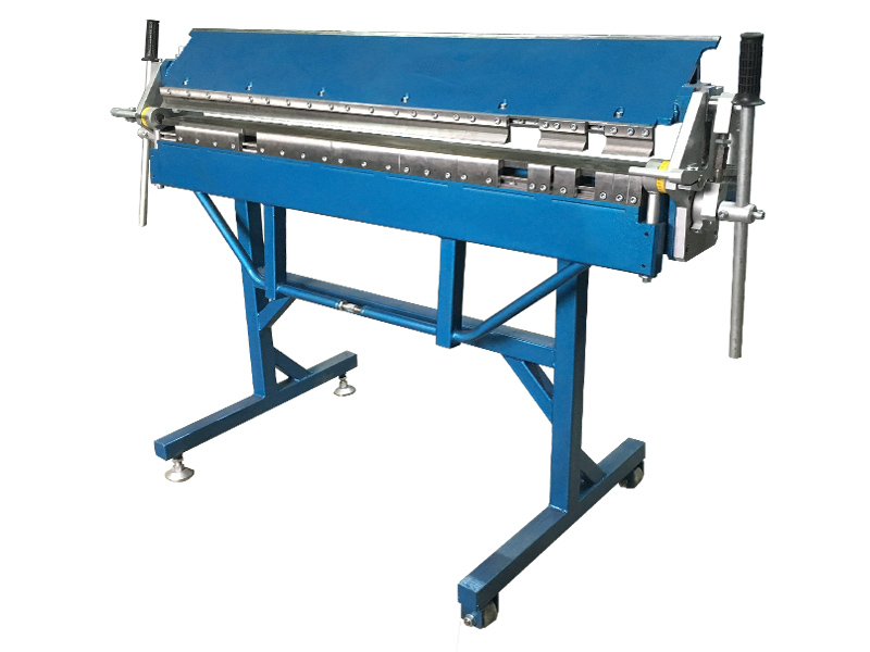 Images For Metal Bending Machine >> Mb 1400 Segmented Sheet Metal Bending Machine Folder